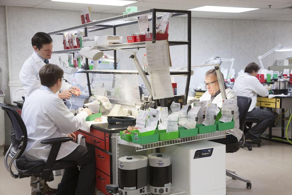 Denture Lab - Dental Associates Minnesota